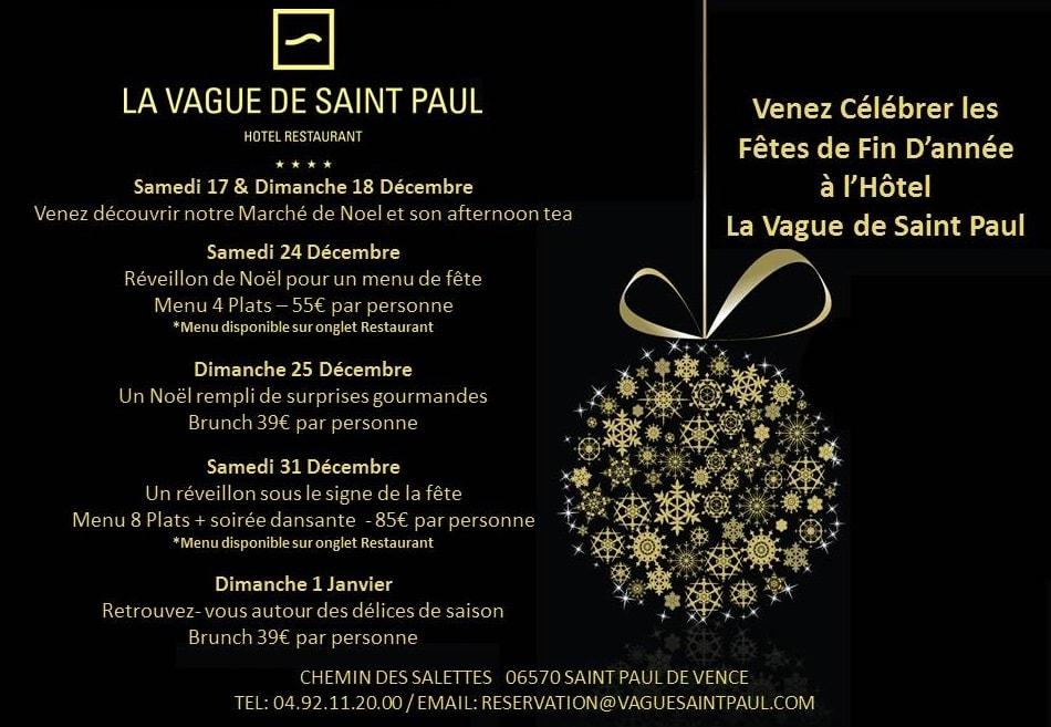 Veranstaltungen In La Vague - Winter 2016