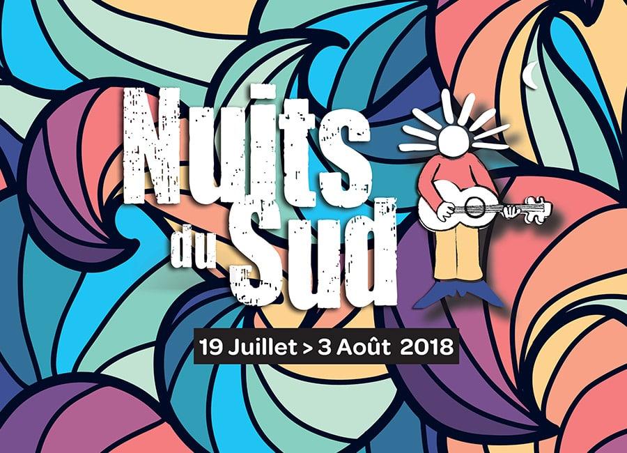 «les Nuits du Sud» 2018