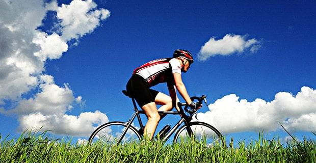 Expérience cycliste Saint Paul de Vence